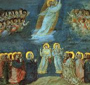 Giotto The Ascension USA oil painting reproduction