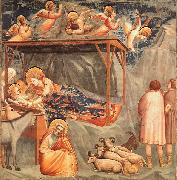 Giotto Scenes from the Life of Christ  1 USA oil painting reproduction