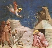 Giotto Scenes from the Life of Joachim  4 USA oil painting reproduction