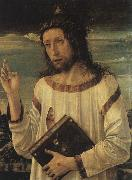Giovanni Bellini Christ's Blessing USA oil painting reproduction