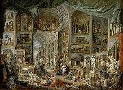 Views of Ancient Rome, Giovanni Paolo Pannini