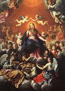 Guido Reni The Coronation of the Virgin oil painting reproduction