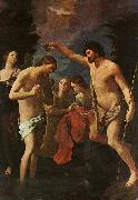 Guido Reni Baptism of Christ oil painting