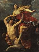 Guido Reni Deianeira Abducted by the Centaur Nessus oil painting