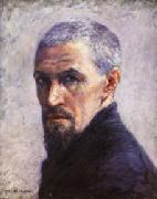Gustave Caillebotte Self-Portrait oil painting reproduction