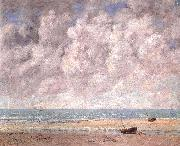Gustave Courbet The Calm Sea oil painting