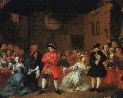 A Scene from the Beggar's Opera g, HOGARTH, William