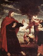 Noli me Tangere (detail th