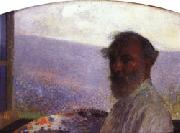 Henri Martin Self-Portrait oil painting reproduction