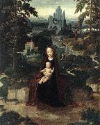 ISENBRANT, Adriaen Rest during the Flight to Egypt fw oil painting