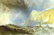 Shipwreck off Hastings., J.M.W. Turner