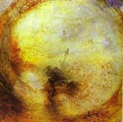 Light and Colour Morning after the Deluge - Moses Writing the Book of Genesis., J.M.W. Turner