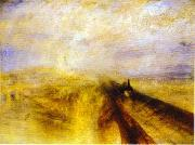 Rain, Steam and Speed - Great Western Railway, J.M.W. Turner