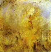 The Angel, Standing in the Sun., J.M.W. Turner