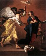 JANSSENS, Jan The Annunciation f oil painting
