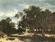 The Large Forest, Jacob van Ruisdael