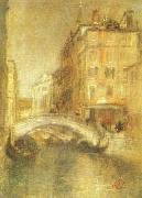 James Abbott McNeil Whistler Venice oil painting reproduction