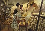 Hide and Seek, James Tissot