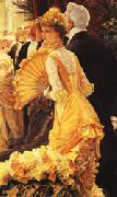 London Visitors, James Tissot