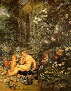 Jan Brueghel The Sense of Smell USA oil painting reproduction