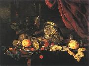 Jan Davidsz. de Heem Still-life oil painting reproduction