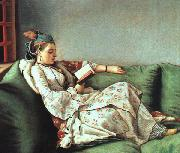 Marie-Adelaide of France in Turkish Dress, Jean-Etienne Liotard