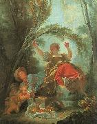 The See-Saw, Jean-Honore Fragonard