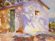 Lights and Shadows, John Singer Sargent