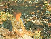 Black Brook, John Singer Sargent