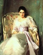 Lady Agnew of Lochnaw, John Singer Sargent