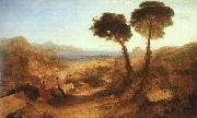 Joseph Mallord William Turner The Bay of Baiaae with Apollo and the Sibyl oil painting