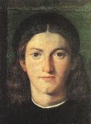 Head of a Young Man ff, Lorenzo Lotto