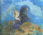 The Valkyrie, Odilon Redon