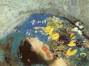 Odilon Redon Ophelia oil painting reproduction