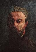 Self Portrait  55, Odilon Redon