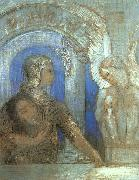Odilon Redon Mystical Knight oil painting reproduction