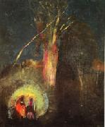 Flight into Egypt, Odilon Redon