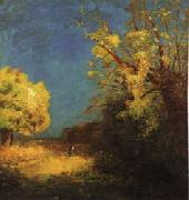 The Road to Peyrelebade, Odilon Redon