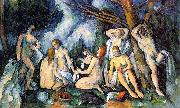 Paul Cezanne The Large Bathers USA oil painting reproduction