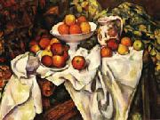 Apples and Oranges, Paul Cezanne