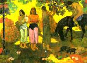 Paul Gauguin Rupe Rupe oil painting reproduction