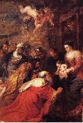 Adoration of the Magi, Peter Paul Rubens