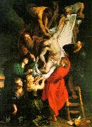 Peter Paul Rubens The Deposition oil painting reproduction