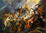 Peter Paul Rubens The Fall of Phaeton oil painting