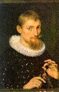 Peter Paul Rubens Portrait of a Man  jjj oil painting