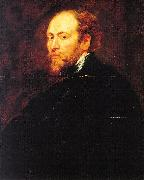 Peter Paul Rubens Self Portrait  kjuii oil painting