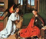 Petrus Christus Annunciation1 USA oil painting reproduction