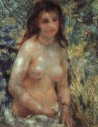 Study for Nude in the Sunlight