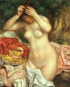 Bather Arranging her Hair, Pierre Renoir
