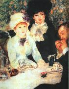 The End of the Luncheon, Pierre Renoir